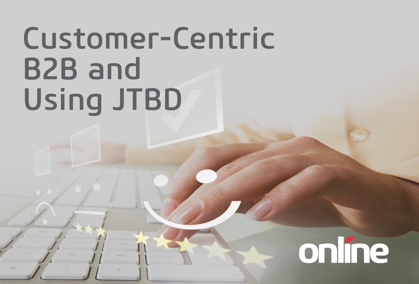 Customer-Centric B2B
