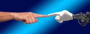 robot-human-hands