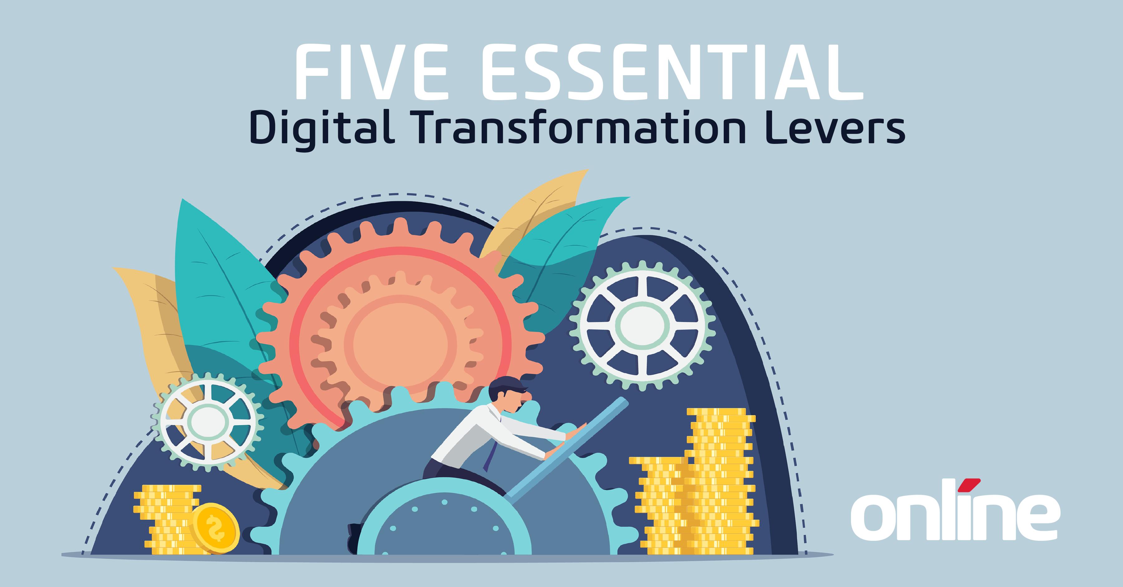 Digital Transformation Levers