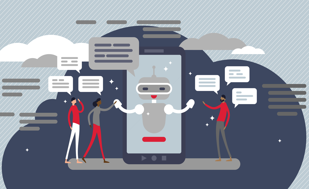 ONLINE-Conversational-AI