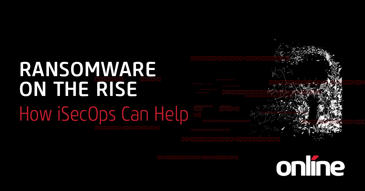 How iSecOps Can Protect Against Ransomware