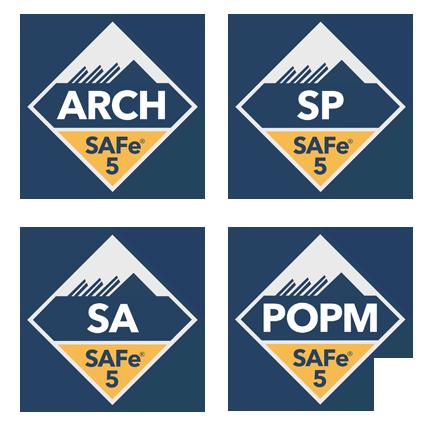 SAFe-Logos